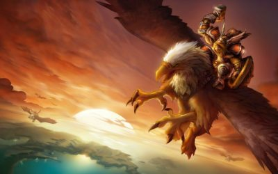 Folge 4: World of Warcraft und andere Suchtgeständnisse