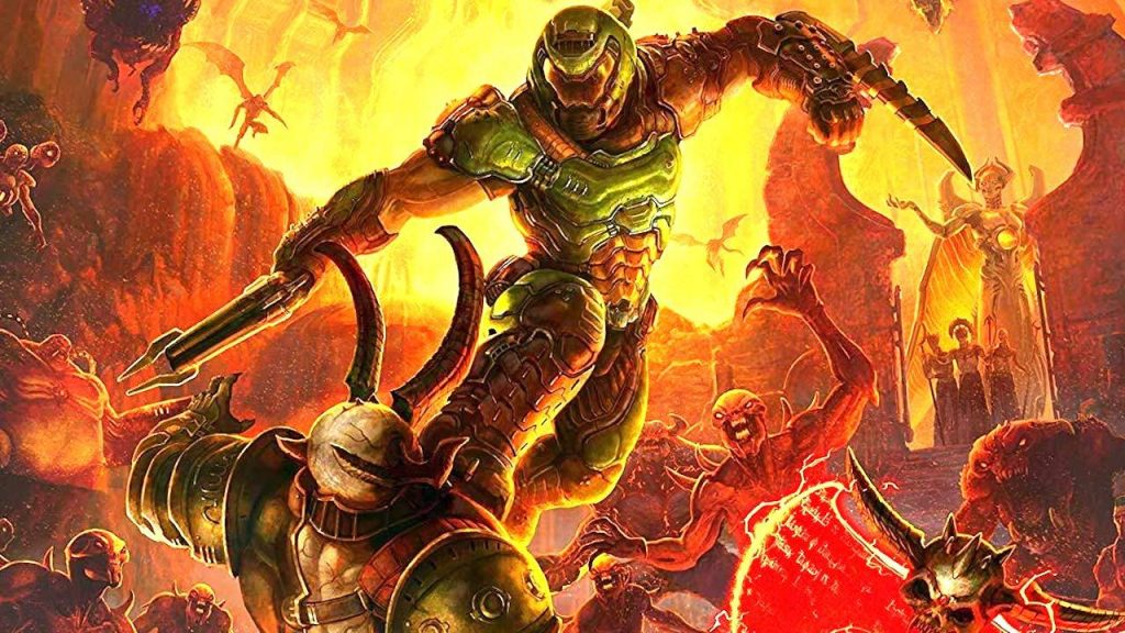 Doom Eternal ist eine tolle Shooter-Fortsetzung.