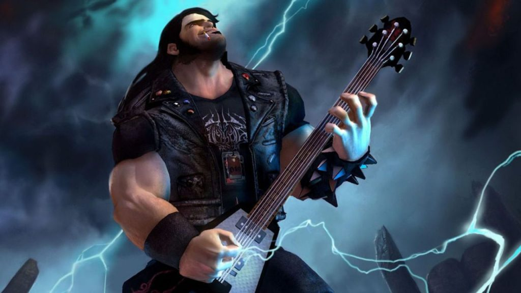 Tim Schafers Brütal Legend ist eine Hommage an den Heavy Metal.