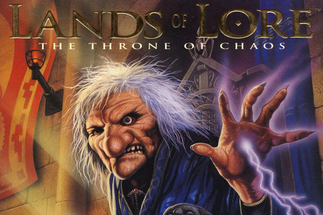Die Hexe Scotia ist die Bösewichtin im Rollenspiel-Klassiker Lands of Lore von den Westwood Studios.