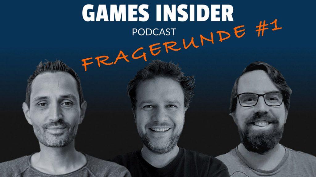 Games Insider Podcast Fragerunde