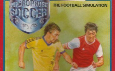 Retrorunde #2: Microprose Soccer