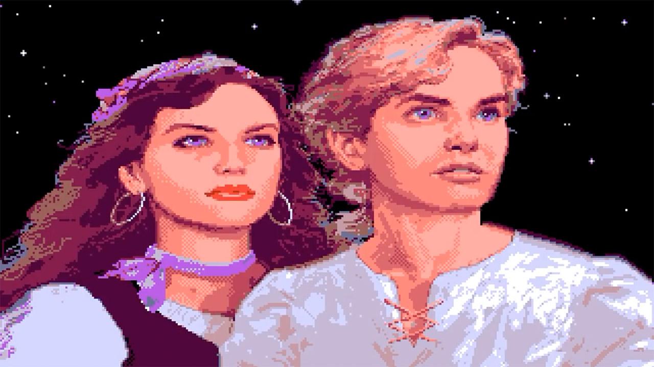 Das LucasArts-Adventure The Secret of Monkey Island