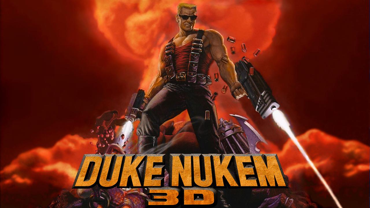 Duke Nukem ist der Protagonist des 1996 erschienenen Ego-Shooters Duke Nukem 3D.