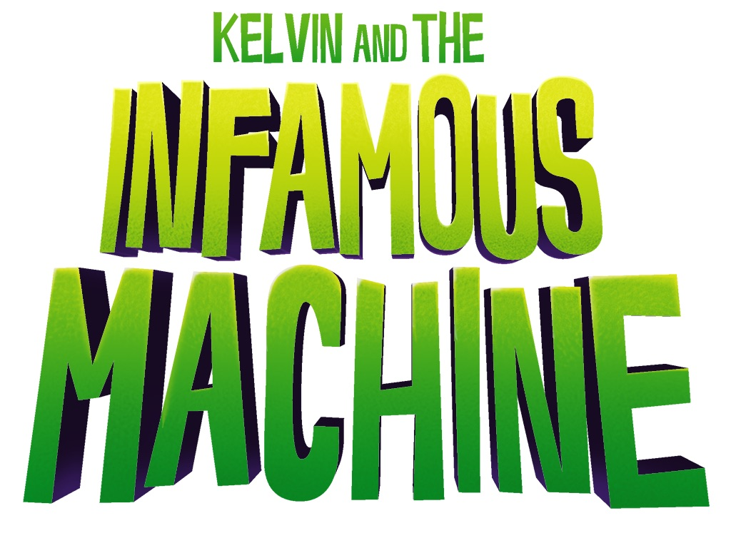 Das Logo von Kelvin and the Infamous Machine.
