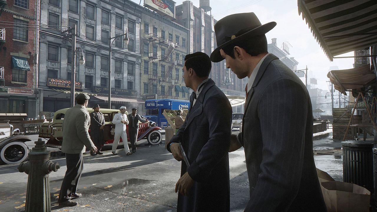 Die Neuauflage des Open-World-Klassikers Mafia erscheint am 25. September 2020.
