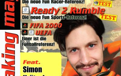 Making Mags #4: Fun Generation – Teil 1 (feat. Simon Krätschmer)
