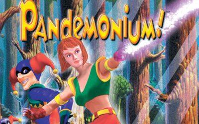 Retrorunde #5: Pandemonium!