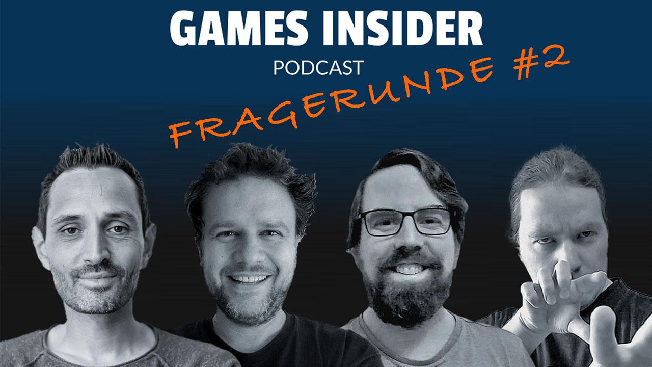 Games Insider beantwortet Hörerfragen.