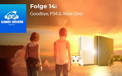 Folge 14: Goodbye, PS4 & Xbox One!
