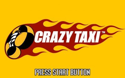 Retrorunde #8: Crazy Taxi
