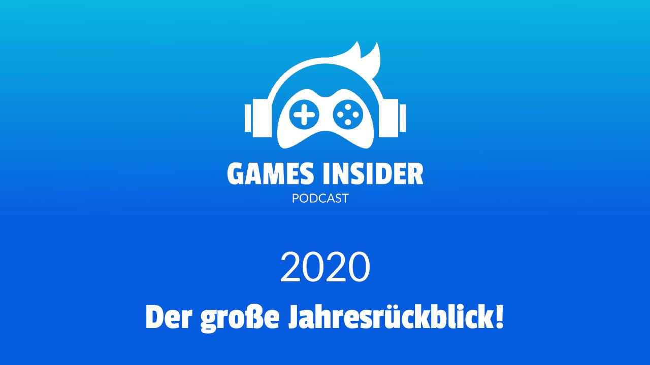 Games Insider Jahresrückblick 2020.