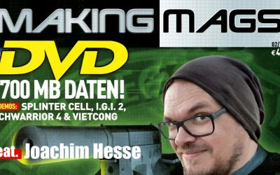 Making Mags #6: PC Action (feat. Joachim Hesse)