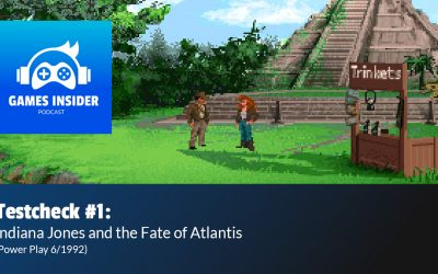 Testcheck #1: Indiana Jones and the Fate of Atlantis (Power Play 6/92)