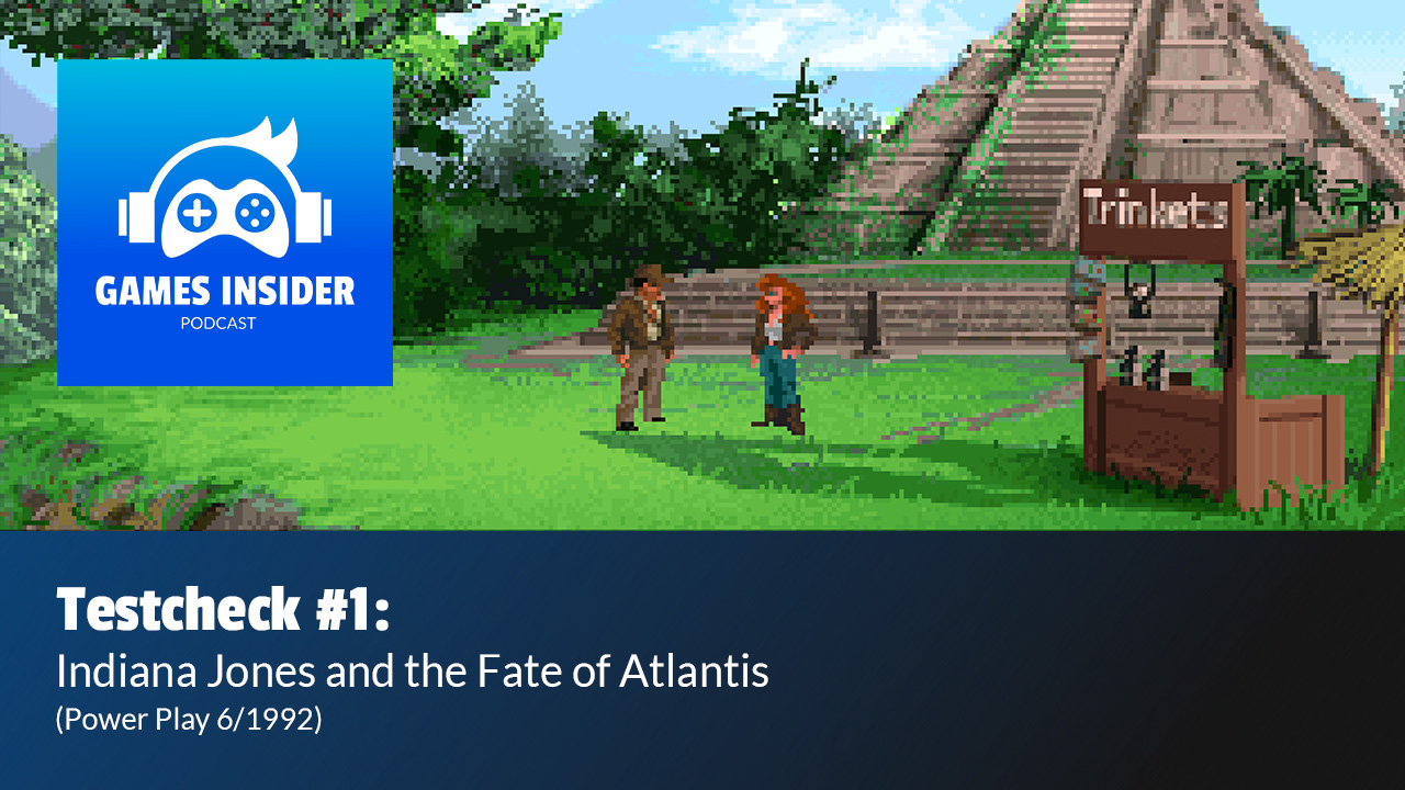 Indiana Jones and the Fate of Atlantis wurde in Power Play 6/92 getestet.