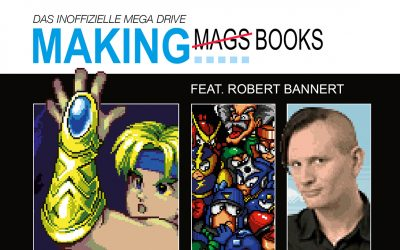 Making Mags #8: Pixelbuch (feat. Robert Bannert)