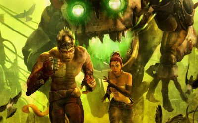 Enslaved: Odyssey to the West – Olafs vergessener Spieleschatz (Bonusfolge)