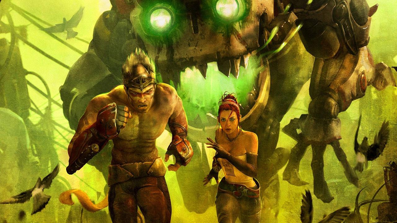 Enslaved: Odyssey to the West erschien 2010 für PlayStation 3 und Xbox 360.