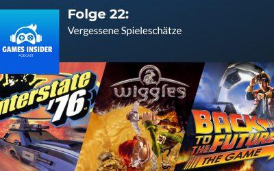 Folge 22: Vergessene Spieleschätze