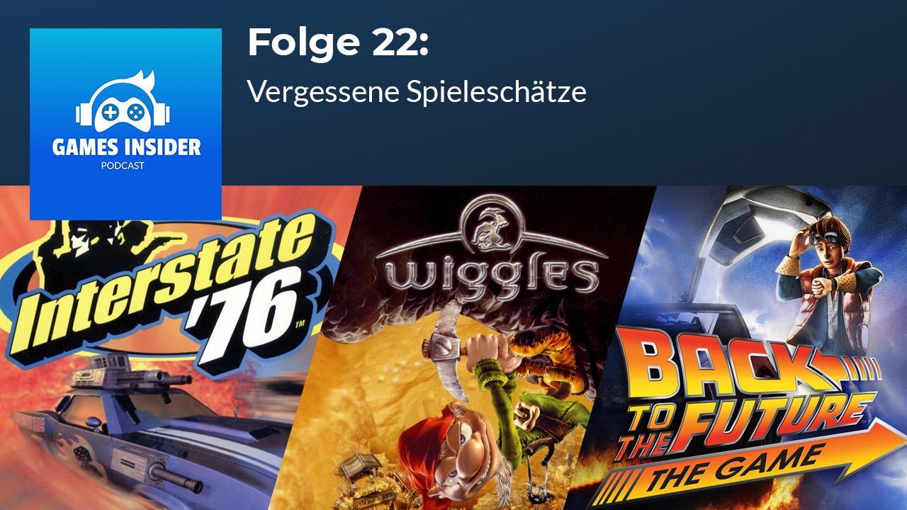 In dieser Folge sprechen wir über Interstate '76, Wiggles und Back to the Future: The Game.