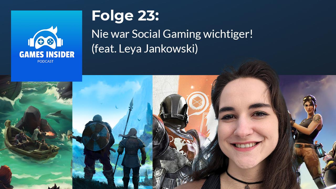 Leya Jankowski ist seit Februar 2021 Chefredaktuerin von MeinMMO und Expertin in Sachen Social Gaming.