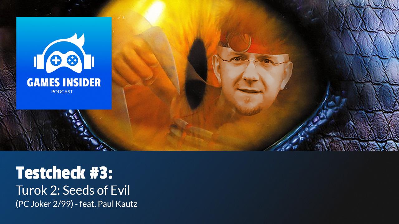 Paul Kautz war der Tester von Turok 2 im PC Joker 2/99.
