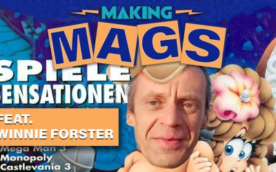 Making Mags #9: Video Games (feat. Winnie Forster)