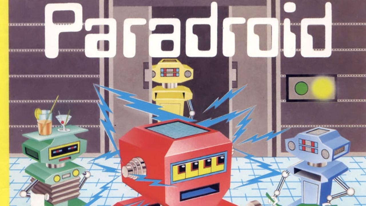 Paradroid ist ein Actionspiel von Andrew Braybrook aus dem Jahr 1985.