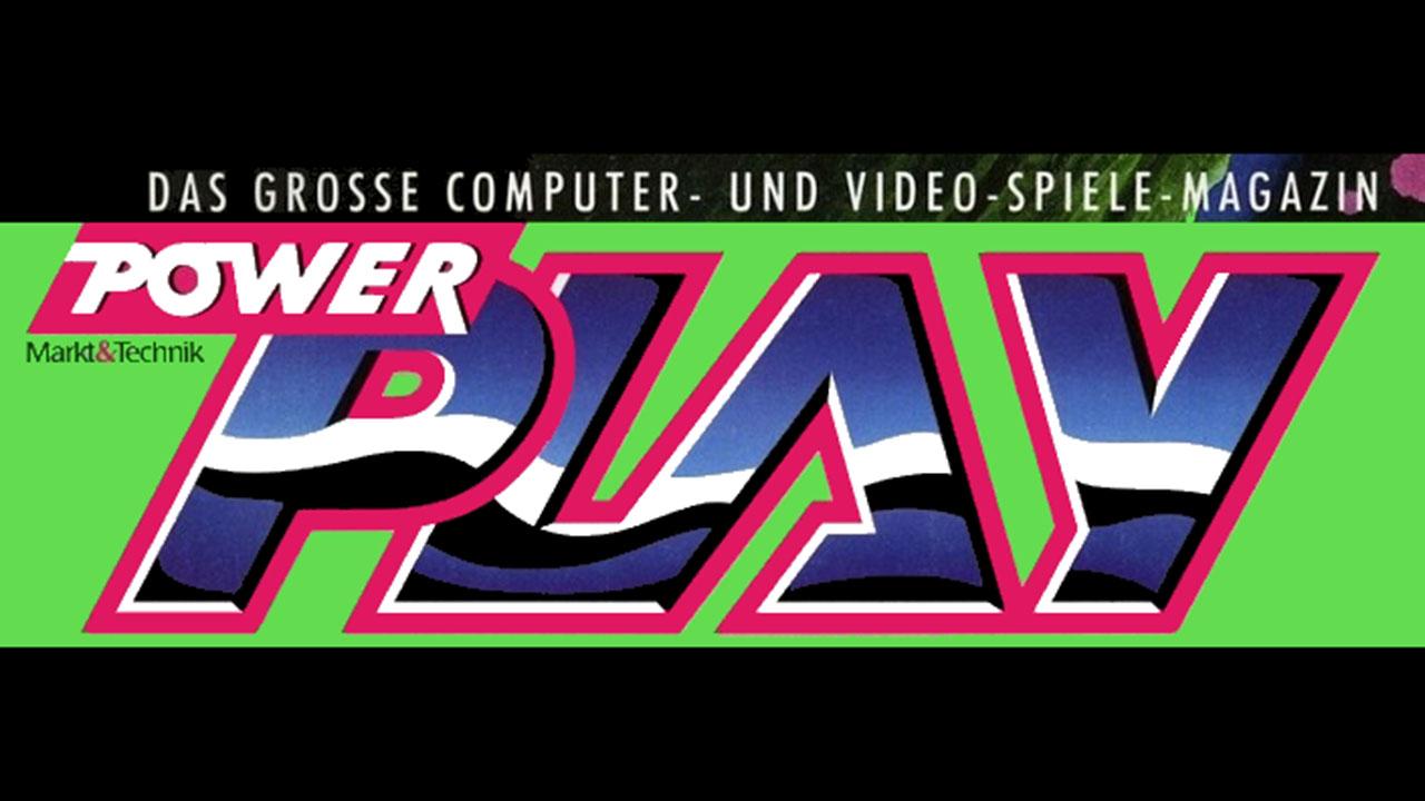 Das Logo der Spielezeitschrift Power Play.