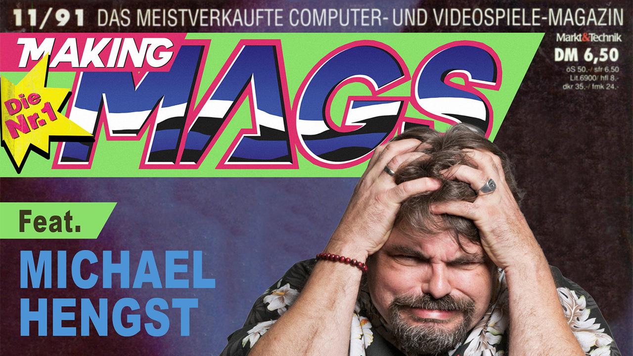 Michael Hengst war langjähriger Redakteur der Power Play.