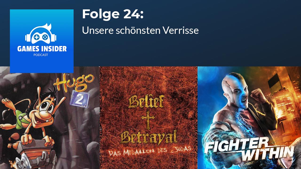 Von Hugo 2 über Belief & Betrayal bis hin zu Fighter Within: Wir sprechen über unsere schönsten Verrisse.