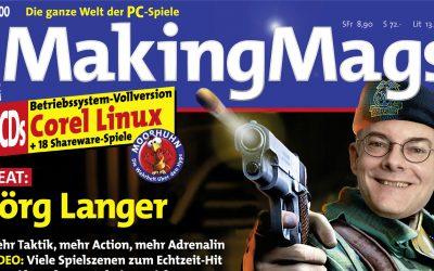 Making Mags #11: GameStar (feat. Jörg Langer)