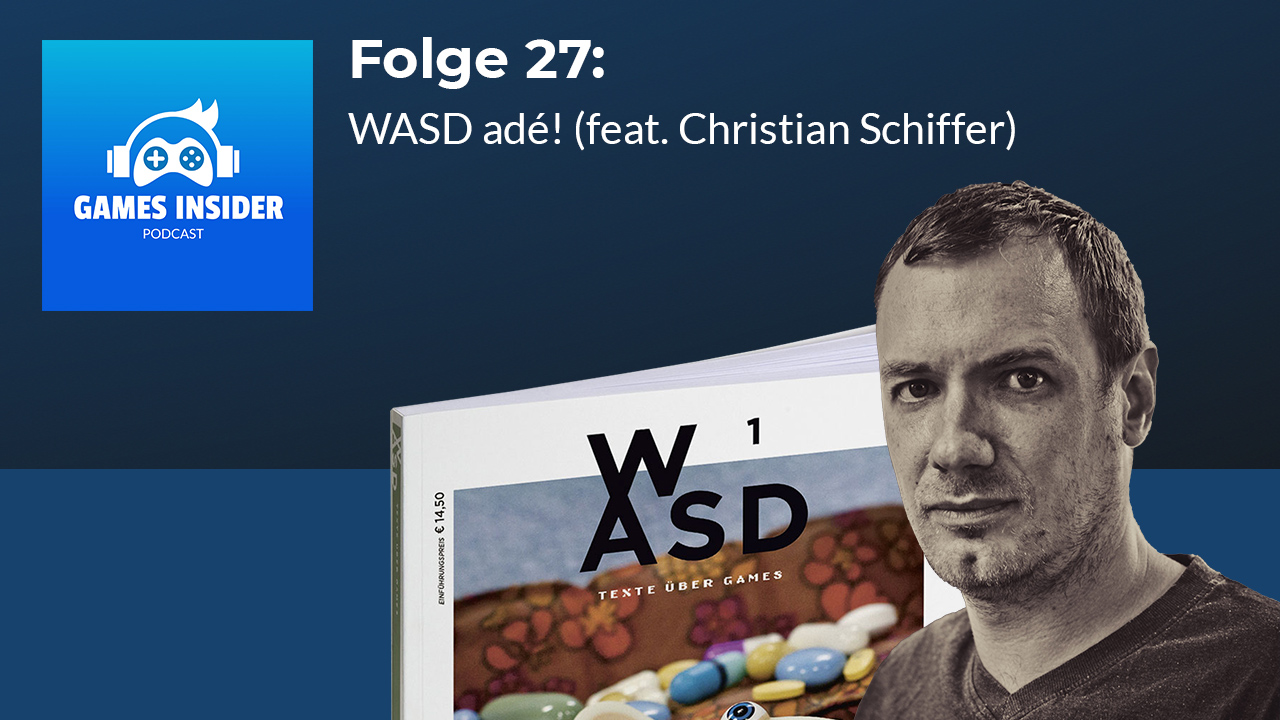 Christian Schiffer und seine WASD.