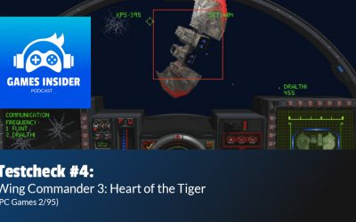 Testcheck #4: Wing Commander 3: Heart of the Tiger (PC Games 2/95)