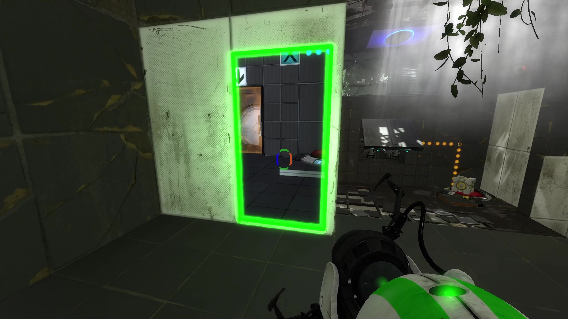 Puzzle-Spaß mit Portal Reloaded.
