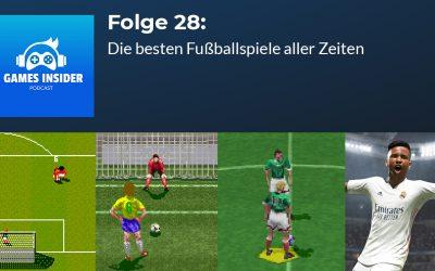 Folge 28: Die besten Fußballspiele aller Zeiten