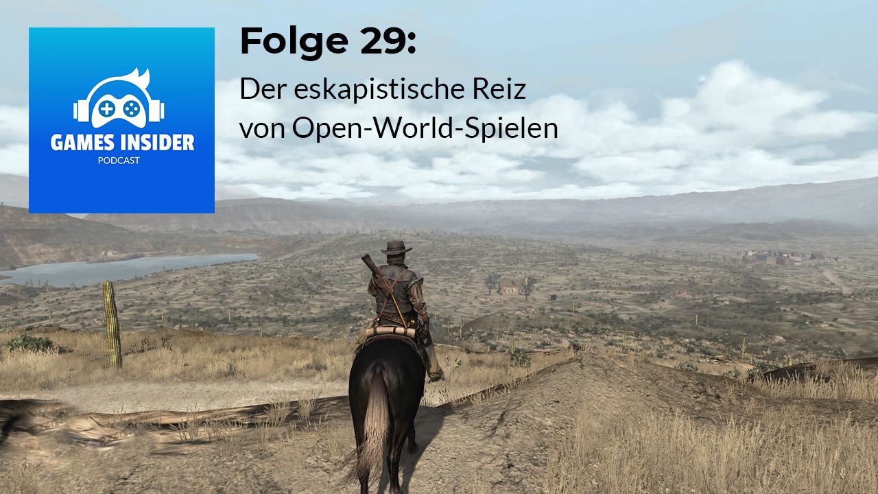 Red Dead Redemption ist ein hervorragendes Beispiel für ein Open-World-Spiel mit vielen Freiheiten.