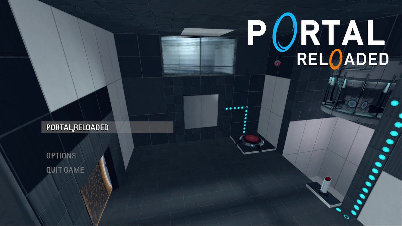 Portal Reloaded ist eine exzellente Mod zu Portal 2.