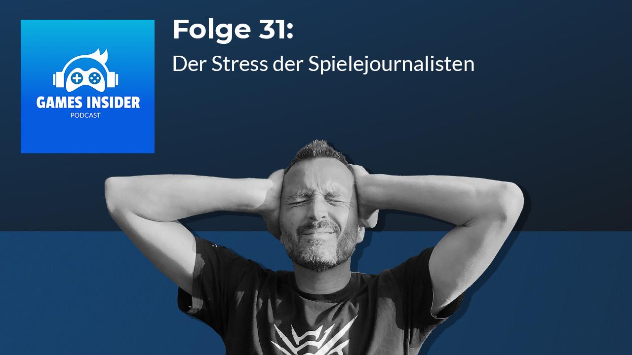 Benedikt ist langjähriger Spielejournalist – und gelegentlich sehr im Stress.