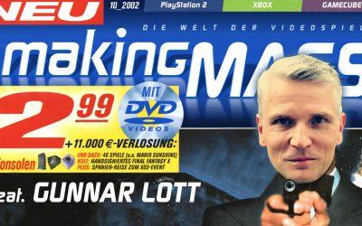 Making Mags #13: GamePro (feat. Gunnar Lott)