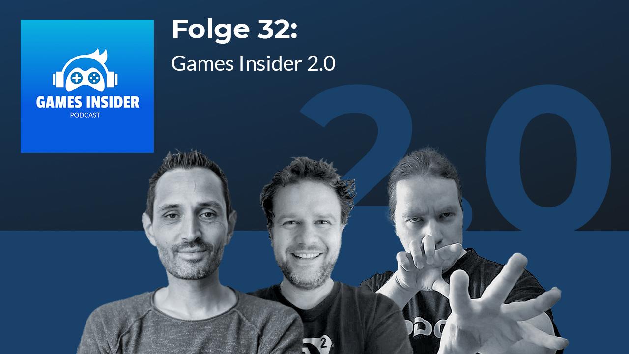 Das Team von Games Insider.