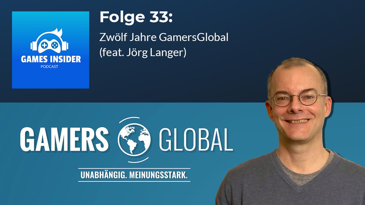 Jörg Langer hat GamersGlobal 2009 an den Start gebracht.