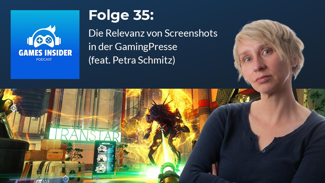GameStar-Redakteurin Petra Schmitz.