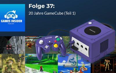 Folge 37: 20 Jahre GameCube (Teil 1)